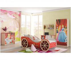 """Детская мебель """"Принцесса"""" модульная"""