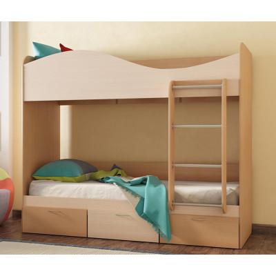 Кровать двухъярусная КР-5