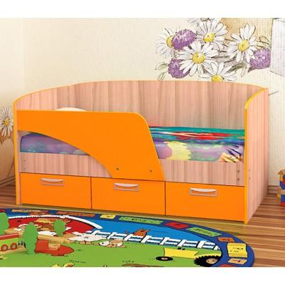 """Кровать с бортиком """"Vitamin 6"""""""