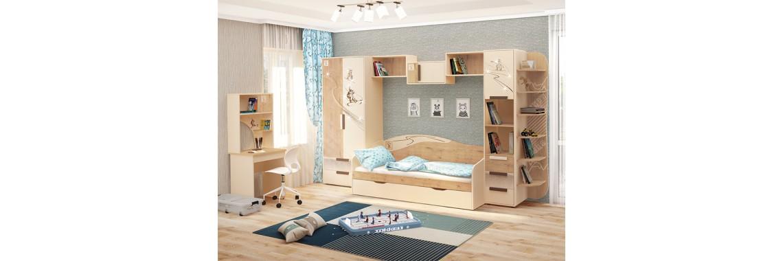 """Детская мебель """"Фристайл"""""""