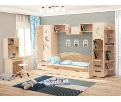 """Детская мебель """"Фристайл"""" модульная"""