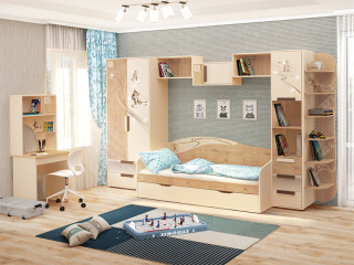 Осенние скидки на детскую мебель от фабрики «Витра»!