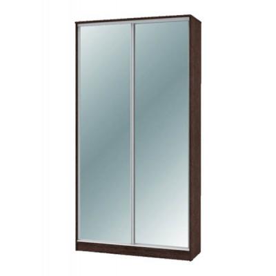 """Шкаф-купе """"Техно"""" 1.2 (гл. 450 мм) 2 зеркала"""