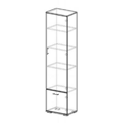 Шкаф бельевой ШБ-500